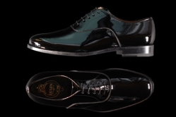 MODEL: SMOKE - COLOR: BLACK PATENT - SHAPE: 134