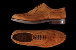MODEL: TALISKER - COLOR: TOBACCO SUEDE - SHAPE: 439
