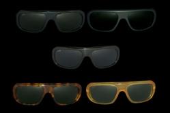 MODEL: MCQEEN - FRAME: glossy black, mat black, dark tortoise, light tortoise, honey  - LENS: pure crystal, grey, brown, green