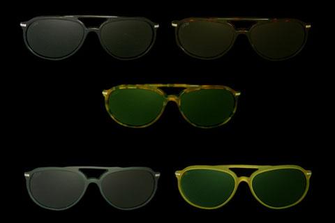 MODELLO: WAYNE - MONTATURA: acetato e metallo nei colori nero lucido, tartaruga scuro, tartaruga chiaro, verde, miele - LENTI: in puro cristallo nei colori grey, brown, green
