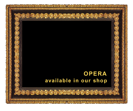 Opera men's shoes
