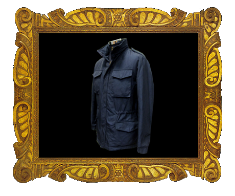 Field Jacket, available in our shop